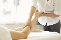 Professional therapeutic massage $68/hour