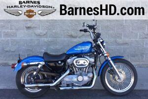 1997 Harley Davidson XL883