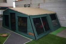 Austrack Campers GREEN 17'x15' Off Road Tent Caboolture Caboolture Area Preview