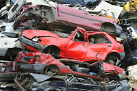 Scrap Car/Junk Car/Classic Car For TOP $$$ 416-720-9105