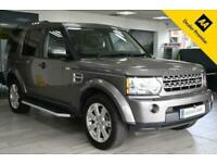2010 59 LAND ROVER DISCOVERY 3.0 4 TDV6 XS 5D 245 BHP DIESEL