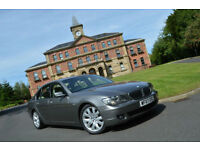 2007 BMW 730 3.0TD auto d Sport+1 YEAR MOT+HUGE SPEC+SATNAV+BARGAIN+PX TO CLEAR+