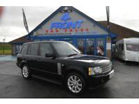 2005 LAND ROVER RANGE ROVER V8 SUPERCHARGED 4.2 PETROL AUTOMATIC 5 SEATS 4X4 4X4