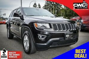 Jeep Grand Cherokee 4WD Laredo - ONE OWNER / NO ACCIDENTS 2014