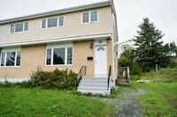 AVAIL.  NOW, 30 Piper St.Dartmouth, 3 br, 1 1/2 Bth, Rec Room