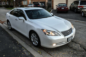 2009 Lexus ES 350: Under Warranty till 2017,Immaculate Condition