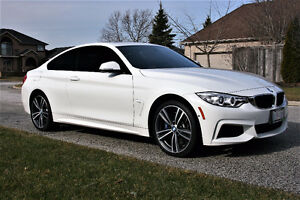 2016 BMW 4-Series 435i xDrive Coupe (2 door)