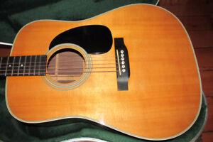 Martin D28 2005, $2350.