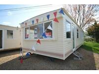 Static Caravan Steeple, Southminster Essex 2 Bedrooms 6 Berth BK Calypso 2003