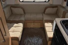 2012 ELDDIS AUTOQUEST 120 MOTORHOME A COMPACT 2 BERTH MOTORHOME WITH U SHAPE REA