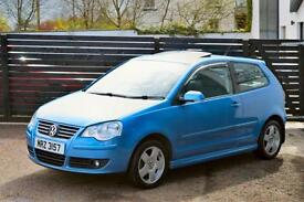 2008 Volkswagen Polo 1.9TDI ( 100PS ) SPORT FSH SUNROOF