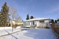 Houses and Townhouses available througout Edmonton