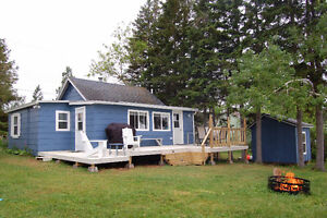 Waterfront, Beautiful & Private. Available Labour Day