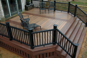 Deck Installations, Repair, Replacement -Reduced Price
