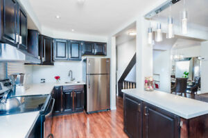 BEAUTIFUL NEWLY RENOVATED  AJAX BASEMENT SPACE FOR RENT!