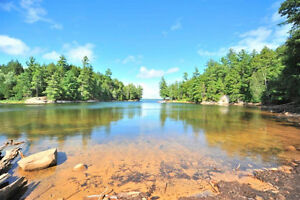 Haliburton Real Estate Team-Kennisis Lake Lot-$269,900