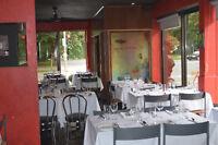 Restaurant au Plateau face du par Lafontaine