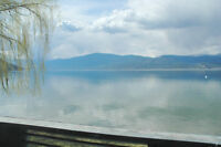 Imagine Yourself Living Here! Lakefront for Sale in Vernon!