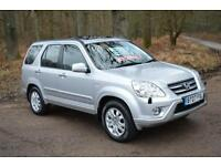 2007 HONDA CR V 2.0 i VTEC Executive 5dr Low Mileage Top Spec