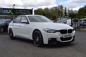2013 13 BMW 3 SERIES 2.0 318D M SPORT 4D 141 BHP M-PERFORMANCE DIESEL