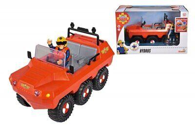Simba Scout Hydrus with the Figure Fireman Sam Toy Fun for Children New na sprzedaż  Plesna