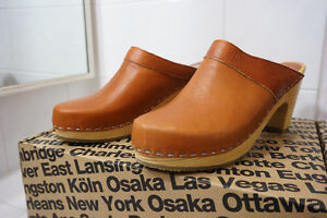 American Apparel Size 8 Natural Classic Clogs - Shoes NEW IN BOX
