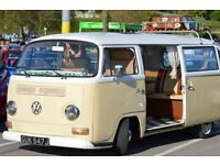 Volkswagen camper Early Bay 71'