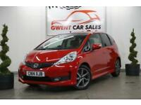 2014 14 HONDA JAZZ 1.3 I-VTEC SI 5DOOR IN RED