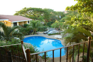 Costa Rica! Playa Del Coco! Las Palmas 2 Bed 2 Bath For Rent