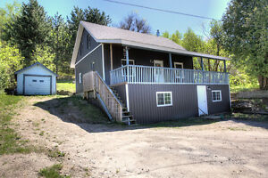 GREAT STARTER OR RENTAL INVESTMENT IN BANCROFT ONTARIO
