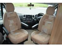 2013 BAILEY APPROACH 625 SE MOTORHOME 2 BERTH 2 TRAVELING SEATS 2.2 DIESEL 6 SPE
