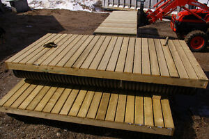 Custom made docks - best prices - best products