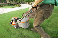 Professional Lawn Maintenance/Fall clean-up