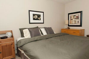 Bright Clean Furnished Garden Suite in North Vancouver #664 North Shore Greater Vancouver Area image 7