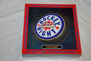Hockey Night in Canada Trivia Game