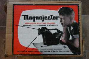 Antique Toy Projector