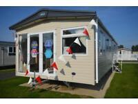 Static Caravan Felixstowe Suffolk 2 Bedrooms 6 Berth ABI Malham 2019 Felixstowe