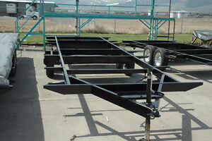 32ft RV Trailer Frame