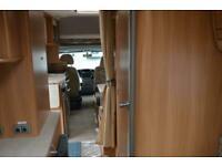 2010 SWIFT SUNDANCE 630L MOTORHOME CAMPERVAN FIAT DUCATO 2.3 DIESEL 130 BHP 6 SP