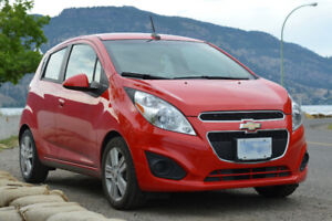 Super Car! 2014 Chevrolet Spark Hatchback