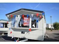 Static Caravan Steeple, Southminster Essex 3 Bedrooms 8 Berth BK Carnival Super