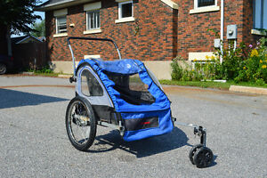 Child Bike Trailer - available for donation