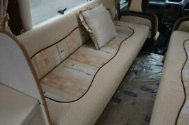 Auto-Sleepers Mezan PEUGEOT 2 BERTH 2 TRAVEL SEAT MOTORHOME