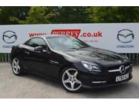 2013 MERCEDES-BENZ SLK SLK 250 CDI BlueEFFICIENCY AMG Sport 2dr Tip Auto