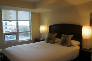 1 bedroom luxury furnished condo for short term rent at Bayview London Ontario image 7