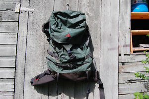 Large Wilderness Equipment Expedition Backpack