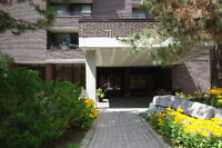 Golden Triangle Condo Converted to 1 BDRM+Den approx. 1100 sq/ft