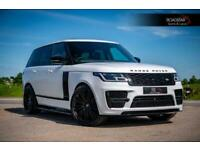 2018 Land Rover Range Rover 3.0 SD V6 Vogue Auto 4WD (s/s) 5dr SUV Diesel Automa