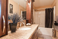 Kitchen, Bathroom, Basement Renovations and Remodelling