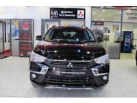 2018 MITSUBISHI ASX 2.2 4 5dr Auto 4WD